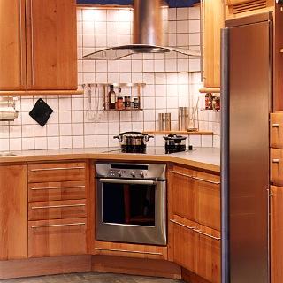 Köket kommer från Lidhultskök
