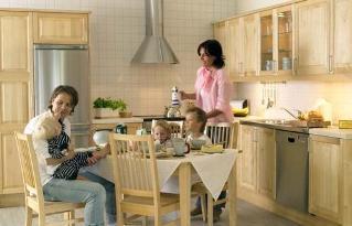 Köket kommer från Epoq kitchen