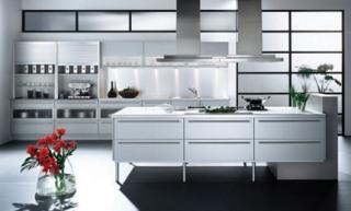 Köket kommer från Mobalpa och heter Odyssee
