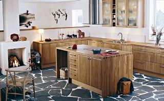 Köket kommer från Ballingslöv