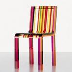 Stolen kommer från Cappellini och heter Rainbow