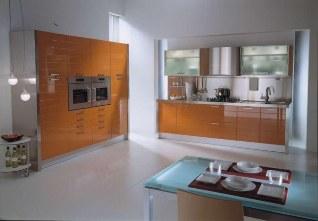 Köket kommer från Vabene och heter Modula