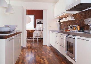 Köket kommer från Marbodal och heter Arkitekt