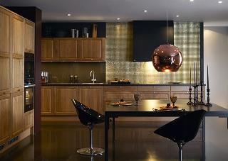 Köket kommer från Marbodal och heter Wasa Ek