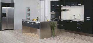 Köket kommer från Modulia och heter New York