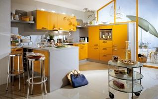 Köket kommer från Noblessa och heter Forma
