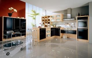 Köket kommer från Noblassa och heter Primo