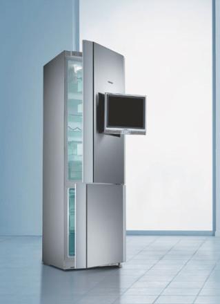 Skåpet kommer från Siemens och heter Cool-Media