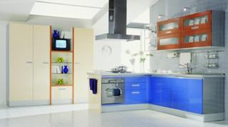 Köket kommer från Vabene och heter Systema