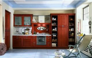 Köket kommer från Vabene och heter Campiglia