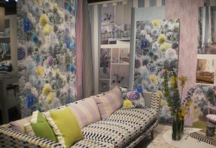 Bilden är tagen på Stockholm Furniture Fair